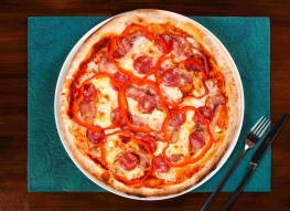 Пицца Коллизей